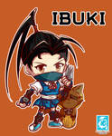 Street Fighter V -Ibuki [Maplestory Style]