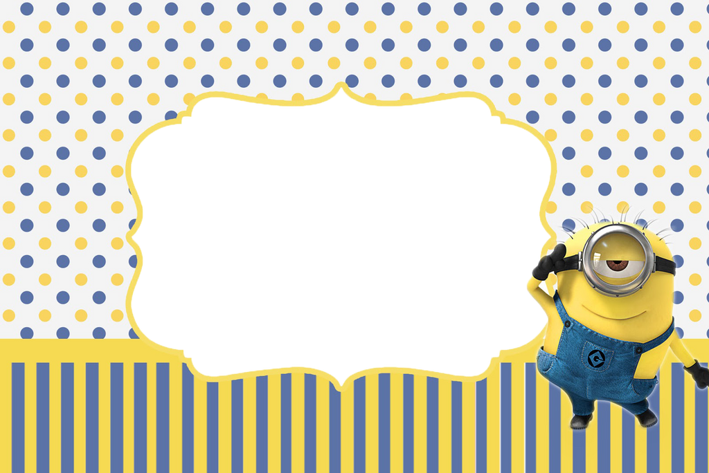 Frame Minion PNG by Costaria23 on DeviantArt