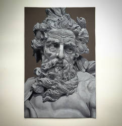 Zeus by BCesarArts