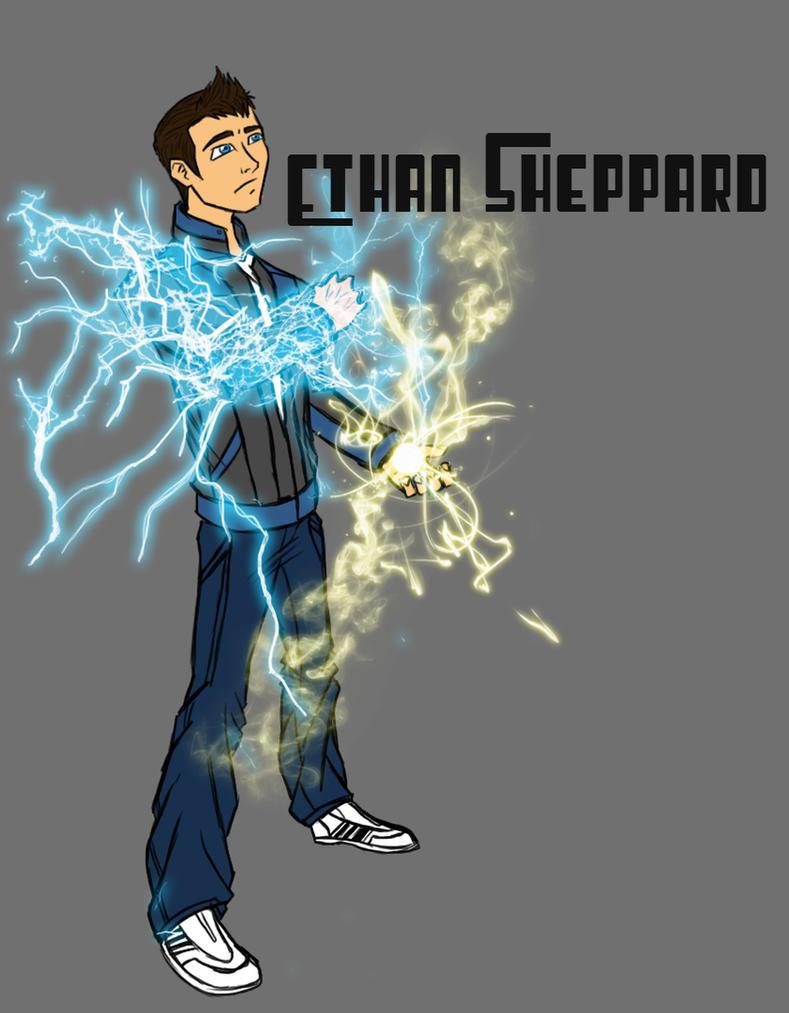 Ethan Sheppard by JunkManDelta