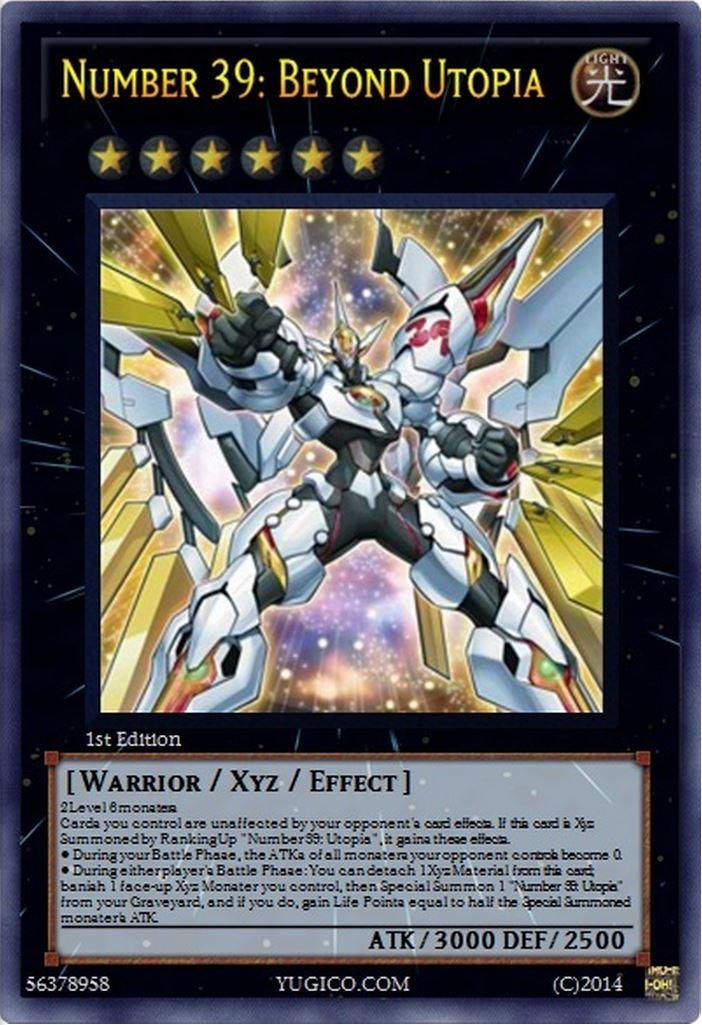 Yugioh Zexal Number C105 Yugioh Zexal Number 35...