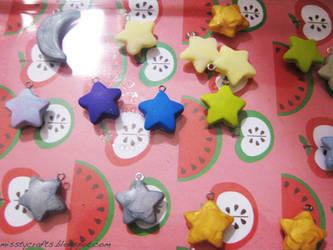 Stars Stars Stars! by Misstymountains