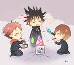 Happy B-day Gojo-sensei!!