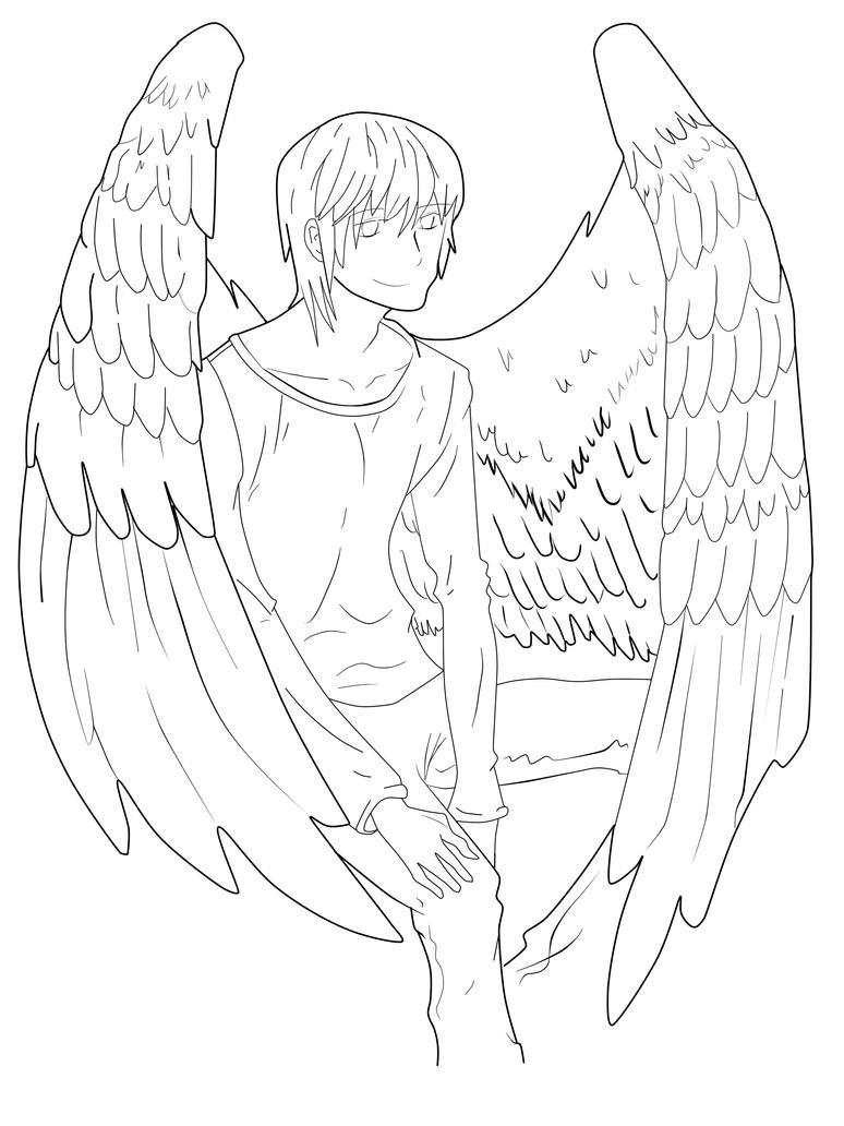Maximum Ride Iggy Lineart By Yoursecretluv On Deviantart Maximum Ride Coloring Pages