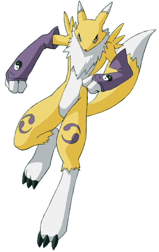 Renamon by CoolProjects