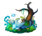 Ori and blind forest fanart