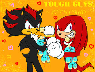 Tough Guys Love Chao by weaselwoman