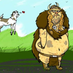 Gunnhild by weaselwoman