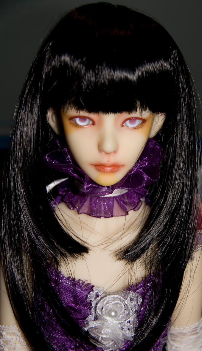 Zaoll Luv faceup by Bloodstained-Snow