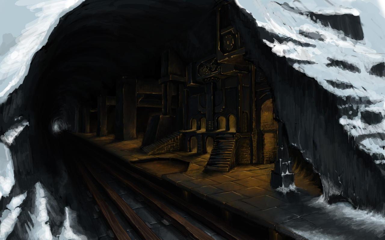 Dwarfs City by Bezduch