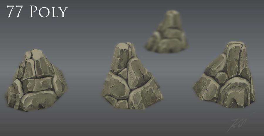 Rocks 01 by Bezduch