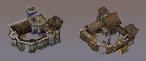 Fort and Stronghold
