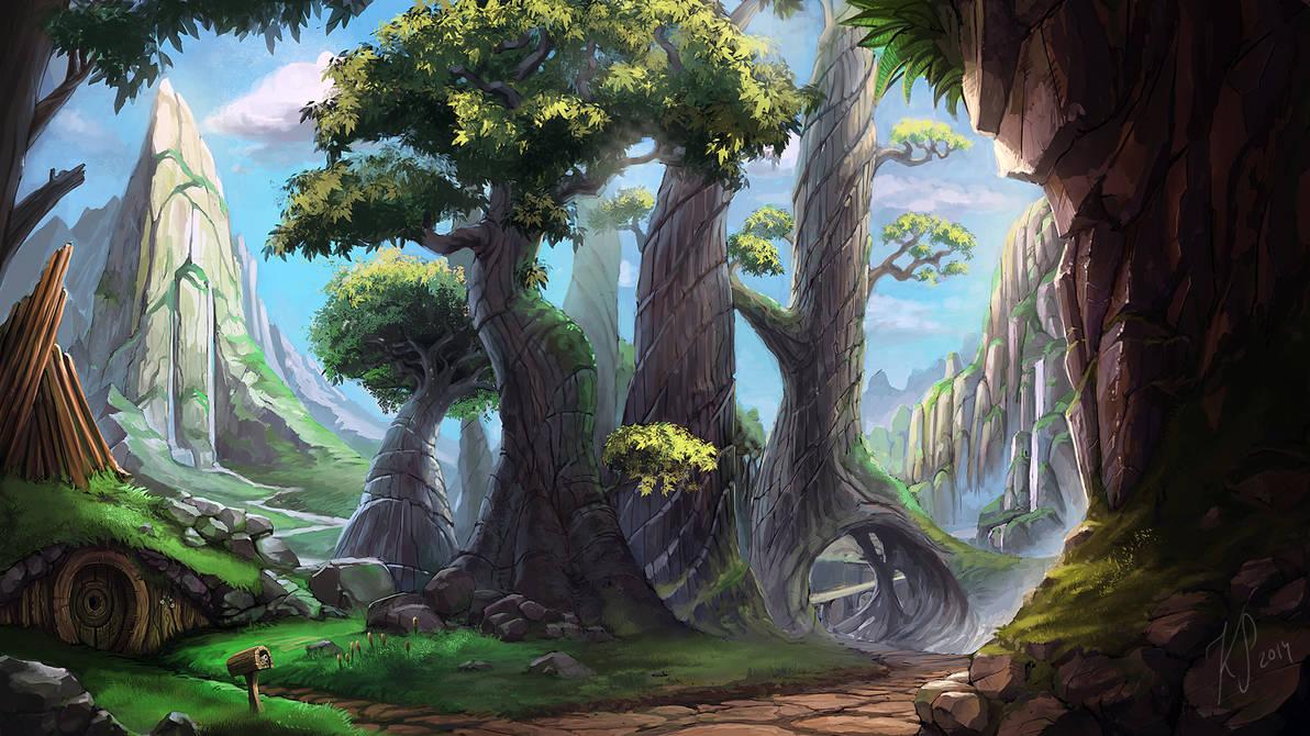 Wonder land