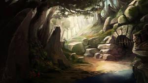 Forest Dungeon