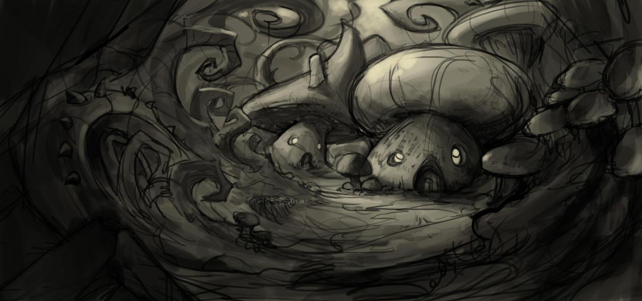 Quick Sketch 01 by Bezduch