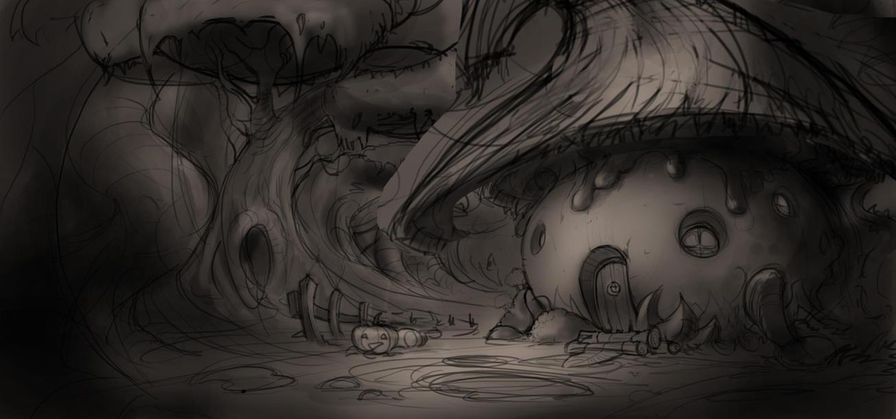 Quick Sketch 02 by Bezduch