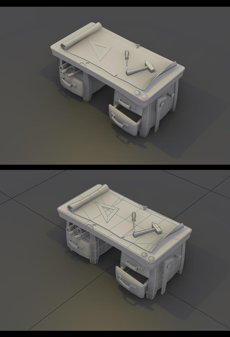 Workbench by Bezduch