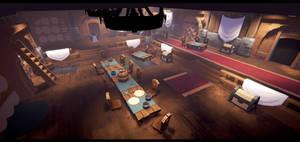 Tavernscene