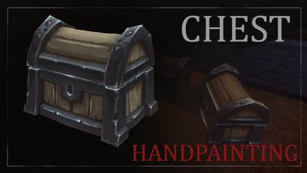 Chest Handpainting