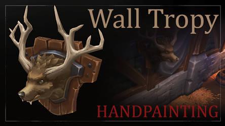 Wall Trophy