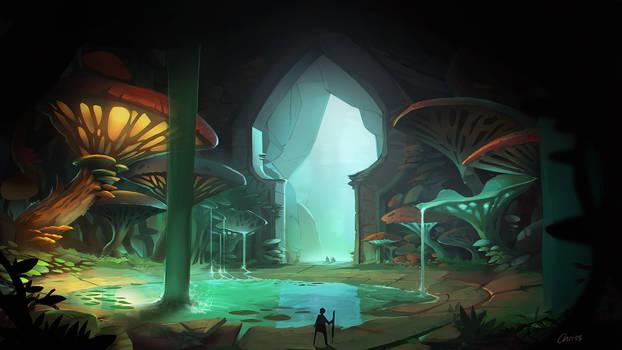 Shroom Dungeon
