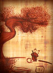 Shifu and the Peach Tree
