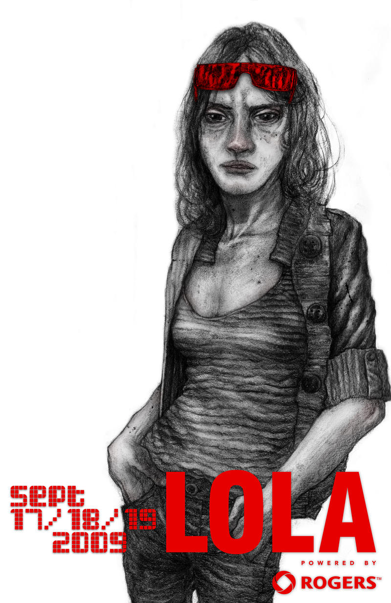 LOLA by LiftYourSkinnyFists