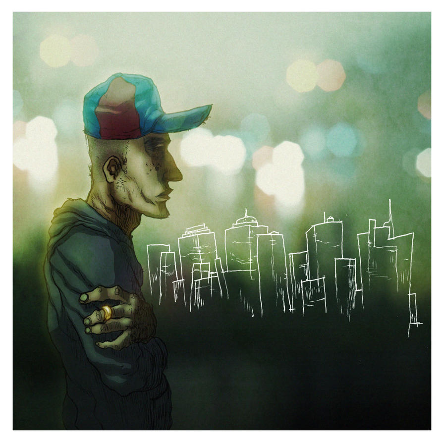 Tryin' to Find Myself by LiftYourSkinnyFists