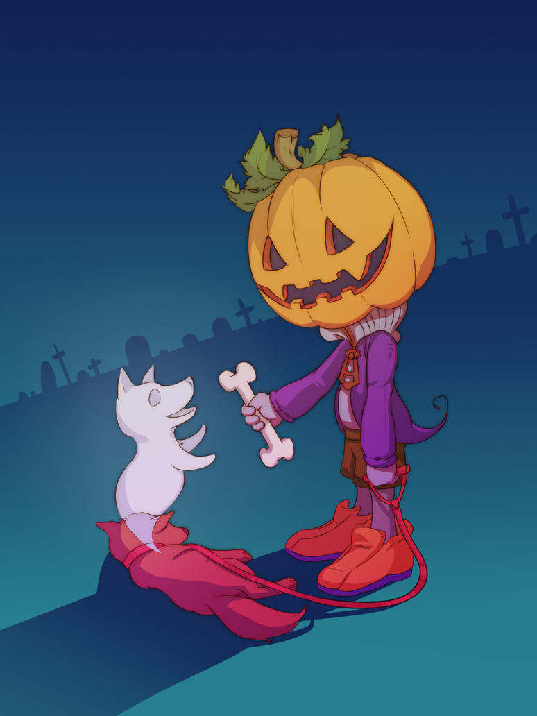 Happy Halloween 2014 by WeijiC