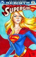 Supergirl by WeijiC