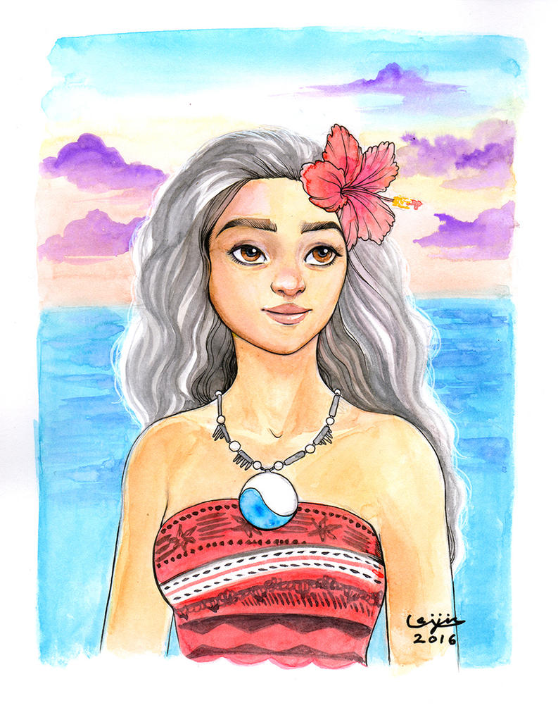Image Result For Coloring Pages Moana