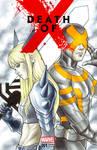 Magik and Cyclops