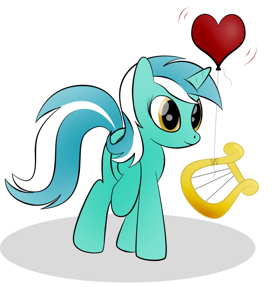 Lyra heartstrings by zomgitsalaura