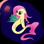 Fluttershy seapony