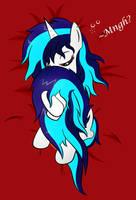 not a morning pony by zomgitsalaura