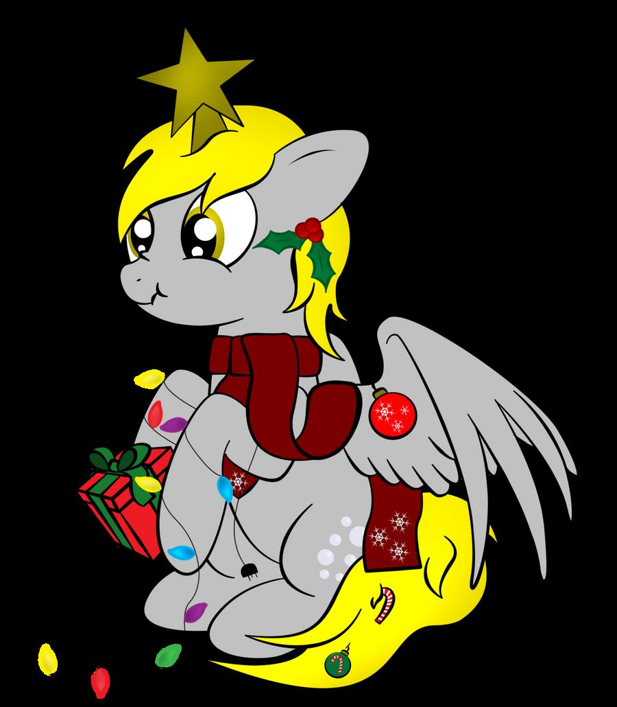 Derpy Christmas 2012