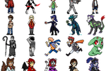 75x75 Icon Set by Shazams