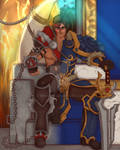Warcraft Transition:  Lo'Gosh/Varian