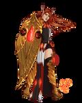 Commission:  Vaeleria Dawnblade