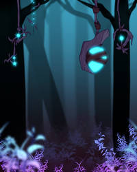 Free Background:  Harpy Forest