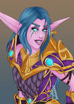 BlizzCon Portrait:  Amavra