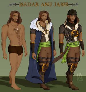 [C]  Isadar Wardrobe