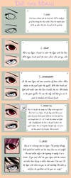 Realistic doll eyes TUTORIAL by oo0Misa0oo