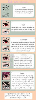 Realistic doll eyes TUTORIAL