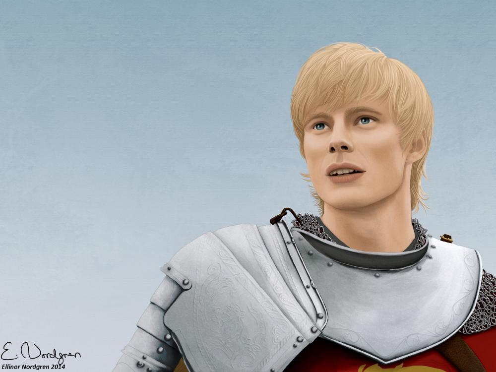 Arthur Pendragon by EllinorNordgren