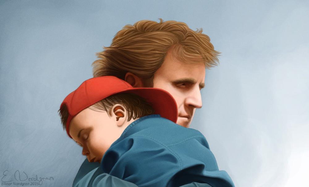 For dad by EllinorNordgren