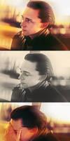 Loki face by NeroManka