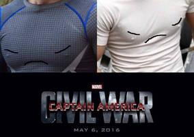 Captain America: Civil War by NeroManka