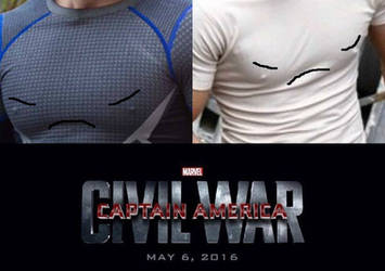 Captain America: Civil War by NeroManka