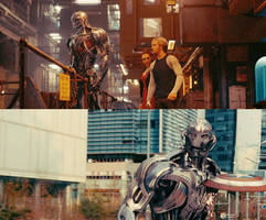 The Avengers : Age of Ultron by NeroManka